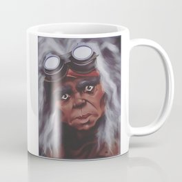 Old Lady Hackmore Coffee Mug