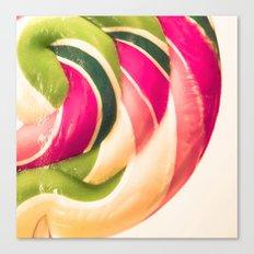 Lollipop, Lollipop Canvas Print