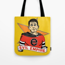 Ryan's Evil Empire Tote Bag