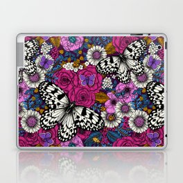 A colorful garden II  Laptop & iPad Skin