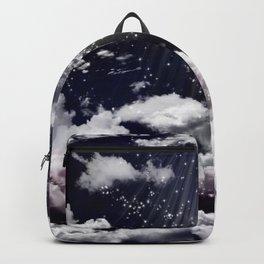 Deep Blue sky Backpack