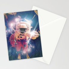 Astro Nova 02, capsule breach Stationery Cards