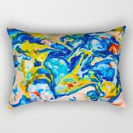 Milkblot No. 7 Rectangular Pillow