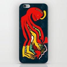 Yellow Dog! iPhone & iPod Skin