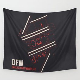 DFW Wall Tapestry