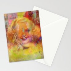 Come listen to a beautiful lie  Stationery Cards