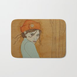 To The River Bath Mat