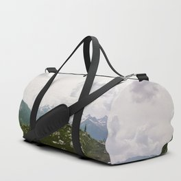 IN THE CLOUDS Duffle Bag