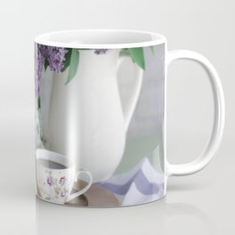 Morning Read Coffee Mug