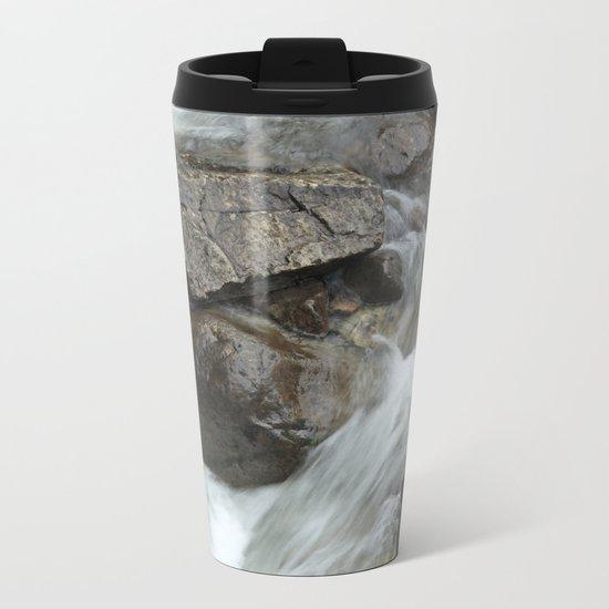 Cold, cold water... Metal Travel Mug