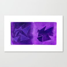 Anticipatio [Plates] Canvas Print
