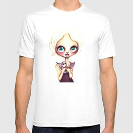 She would never share her Ghost T-shirt