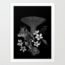 Koti Art Print
