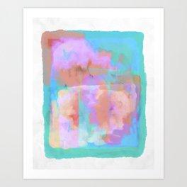 Abstract vg 01 Art Print