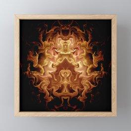 Meditation Framed Mini Art Print