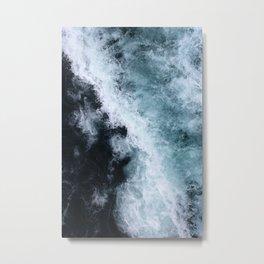 Ocean Wave #1 Metal Print