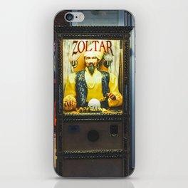 Mighty Zoltar Speaks iPhone Skin