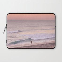 Sunrise Surfer Laptop Sleeve