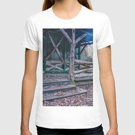Autumn at Everhart Park T-shirt