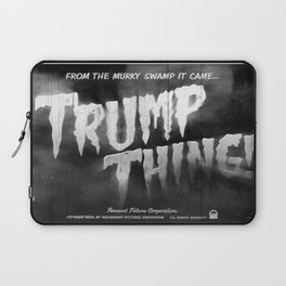Trump Thing! with subtitle Laptop Sleeve