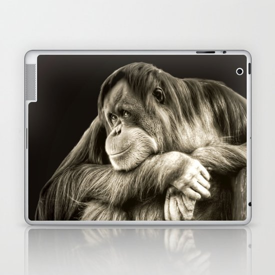 Eye Contact Laptop & iPad Skin
