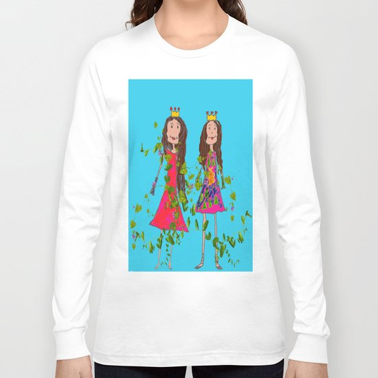 GiRL FRiENDS Long Sleeve T-shirt