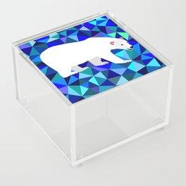 Rider of Icebergs Acrylic Box