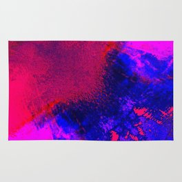02-14-36 (Red Blue Glitch) Rug