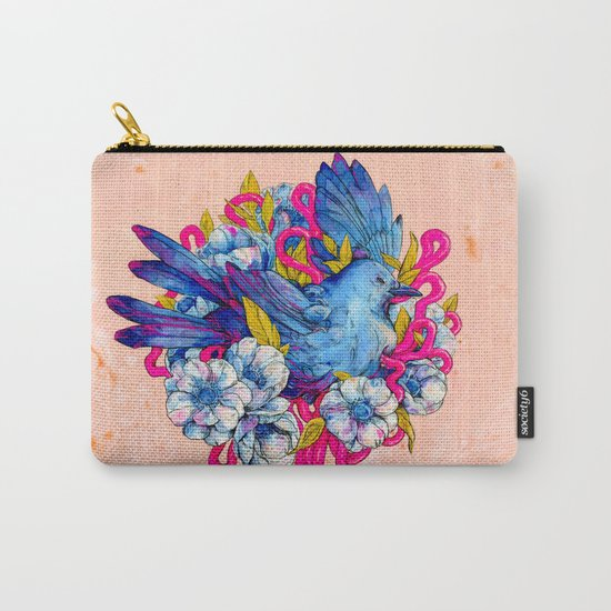 Where's Your Mother? Carry-All Pouch