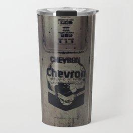Vintage Gas Pump Travel Mug