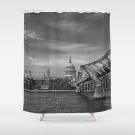St Pauls Shower Curtain