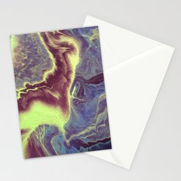 Outer Space Stationery Cards