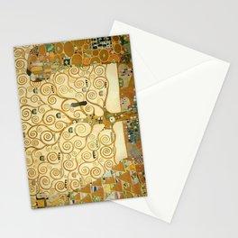 Gustav Klimt - Tree of Life Stationery Cards