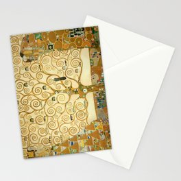 Gustav Klimt - Tree of Life Stationery Cards