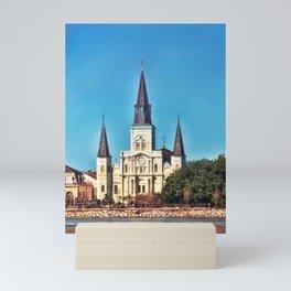 Saint Louis Cathedral Mini Art Print
