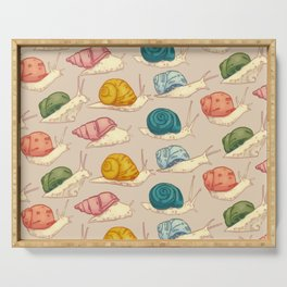 SNAIL Serving Tray
