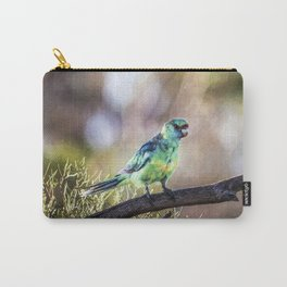 Mallee Ringneck Parrot Carry-All Pouch