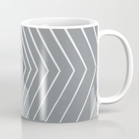 vertigo Mugs featuring Vertigo by K&C Design