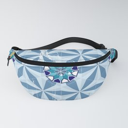 Old Persian Tile 01 Fanny Pack