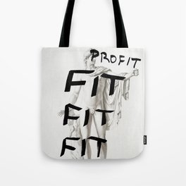 Strike 41 Tote Bag