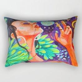 Nai Palm from Hiatus Kaiyote Rectangular Pillow