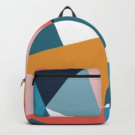 Modern Geometric 35 Backpack