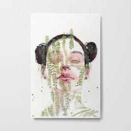 Garden IX Metal Print