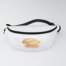 CERTIFIED CALZONE EXPERT Fanny Pack