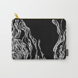 Dripping Swirls Carry-All Pouch