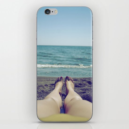 Float Away iPhone & iPod Skin
