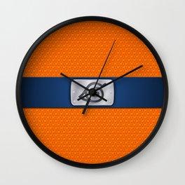 NARUTO BANDANA HEADBAND Wall Clock