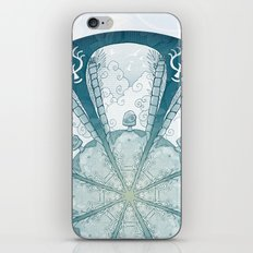 Laputa iPhone & iPod Skin