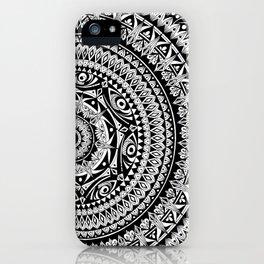 Kokua Mandala Illustration iPhone Case