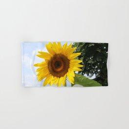 une seule fleur Hand & Bath Towel